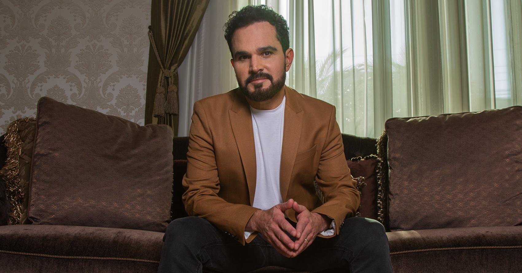 O cantor sertanejo Luciano Camargo (Foto: Divulgação)