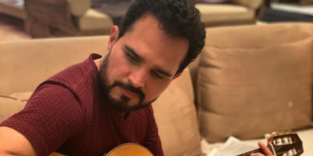 Luciano Camargo abriu o coração (Foto: reprodução)