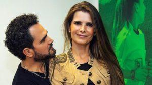 Luciano Camargo e Flávia Camargo (Foto: Reprodução/Instagram)