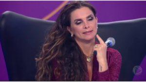 Luiza Ambiel foi destaque no reality A Fazenda - Foto: Reprodução
