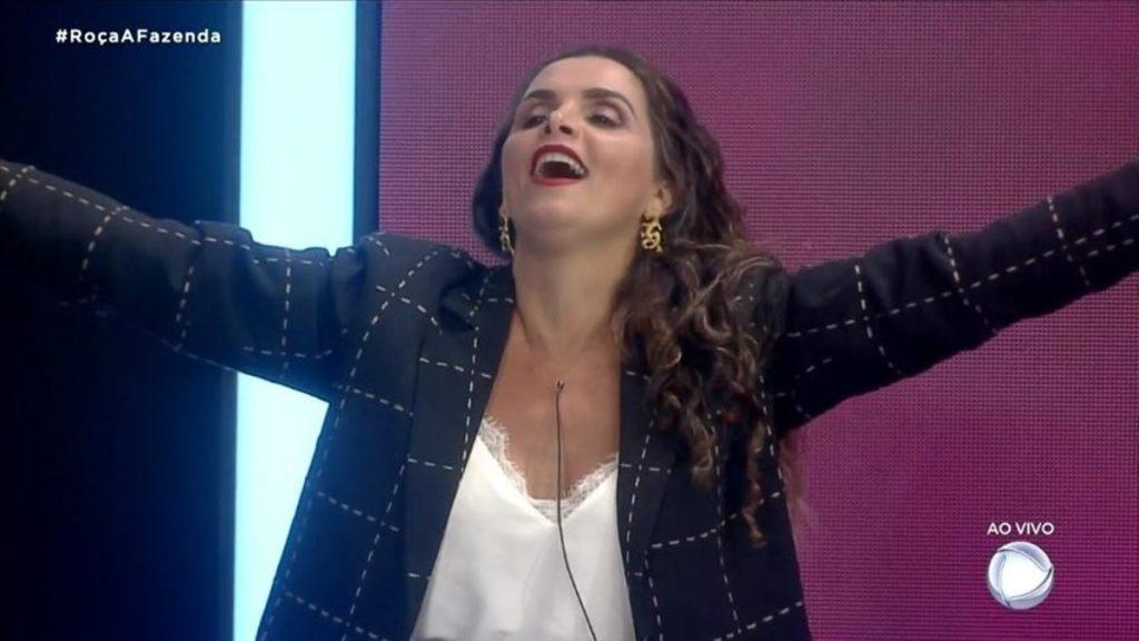 A Fazenda 12 faz Record viver dia de glória contra a Globo (Foto reprodução)