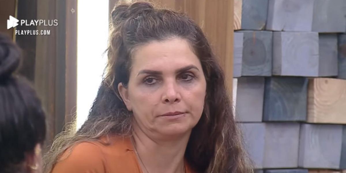 Luiza Ambiel afirma que Biel está com sangue nos olhos (Foto: Reprodução)