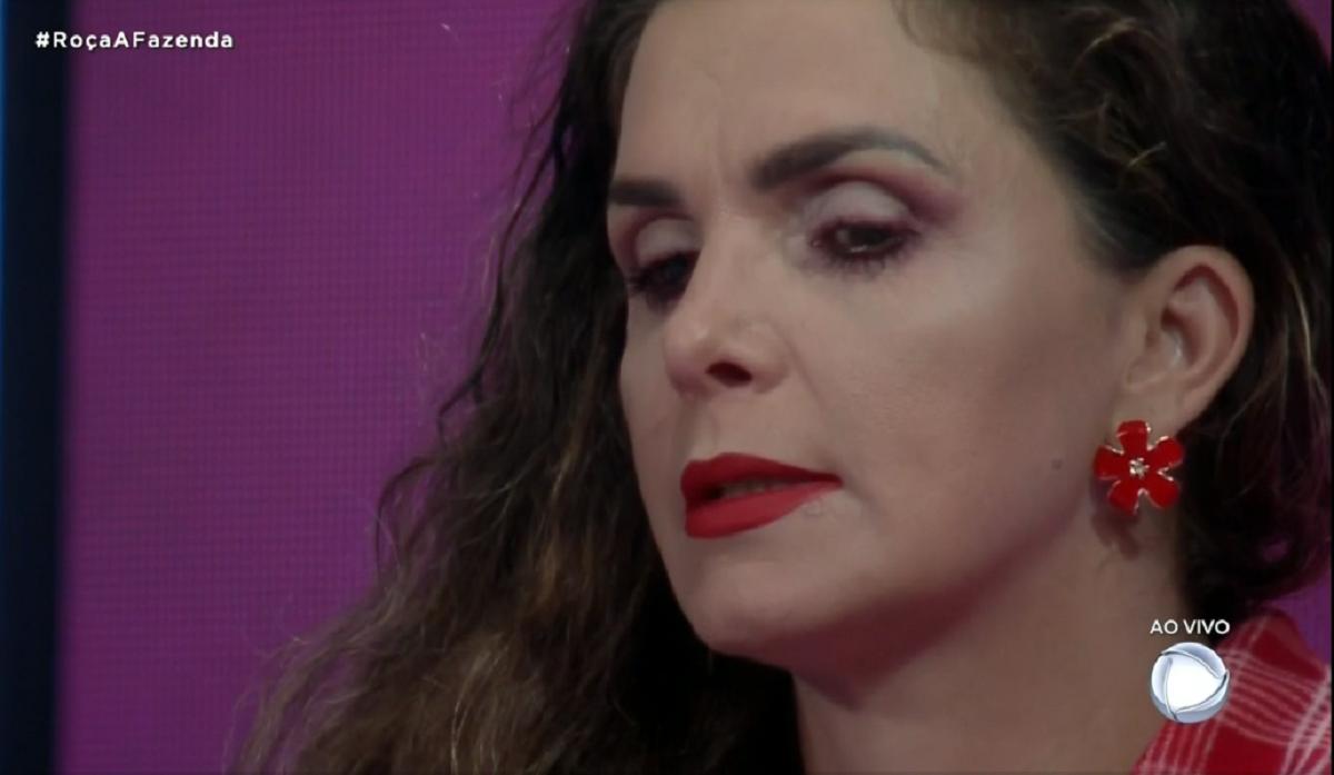 Luiza Ambiel foi indicada para a Roça por Cartolouco (Foto: Reprodução)