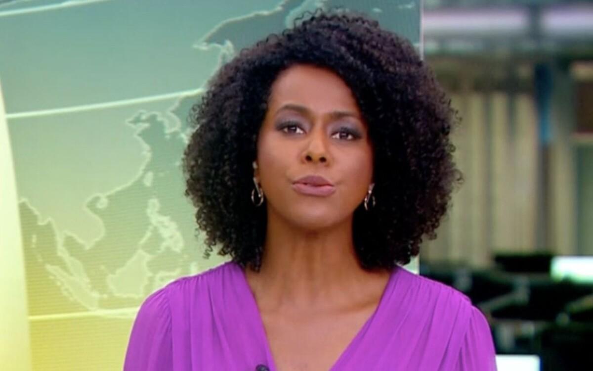 A apresentadora Maju Coutinho (Foto: Divulgação)