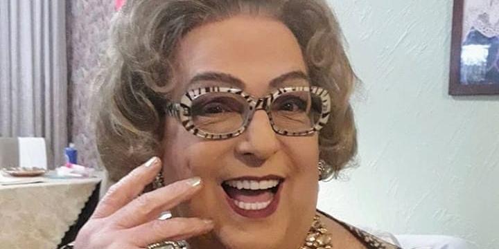 Mamma Bruschetta foi dispensada do SBT (Foto: reprodução)