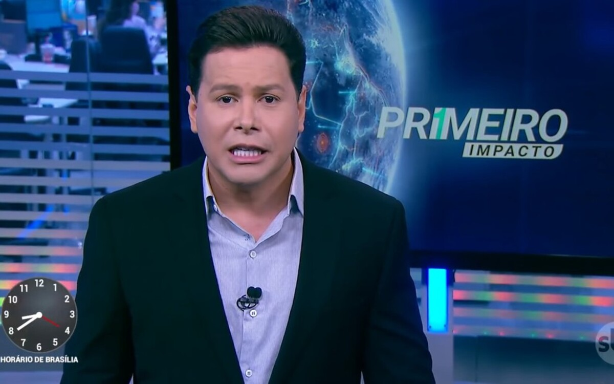 Marcão do Povo será demitido do SBT (Foto: Divulgação)