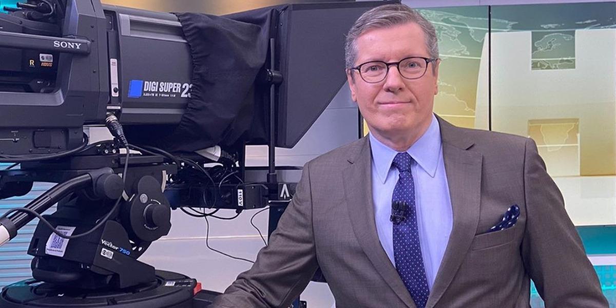 Márcio Gomes, CNN Brasil, Globo