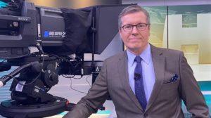 Márcio Gomes fechou contrato com a CNN Brasil e receberá fortuna de salário (Foto: Reprodução)