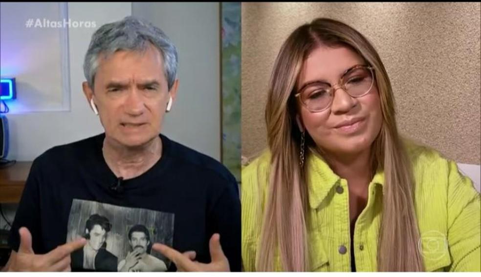 Marília Mendonça fala de motivo de cantar sobre traições (Foto: Reprodução)