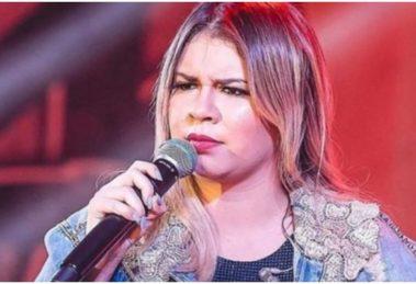 Marília Mendonça fez live recentemente - Foto: Reprodução