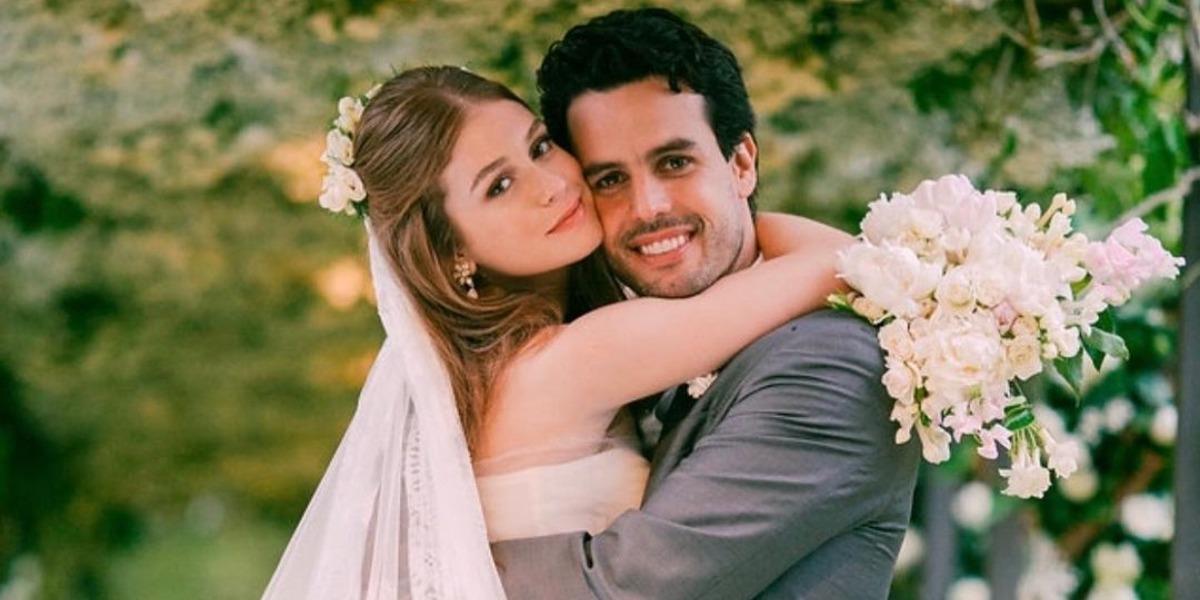 Marina Ruy Barbosa e Alexandre Negrão (Foto: Reprodução/Instagram)