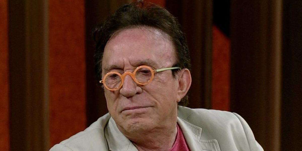 Moacyr Franco detonou sua demissão do SBT (Foto: Reprodução/TV Globo)