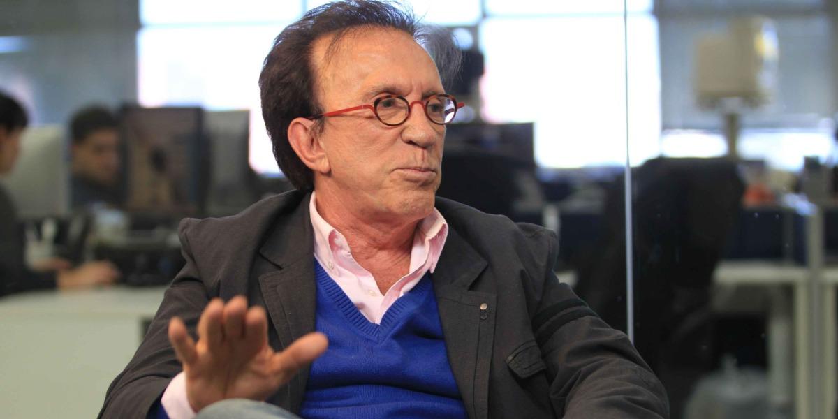 Moacyr Franco, que trabalhou no SBT, revelou ter sido espancado (Foto: Reprodução)