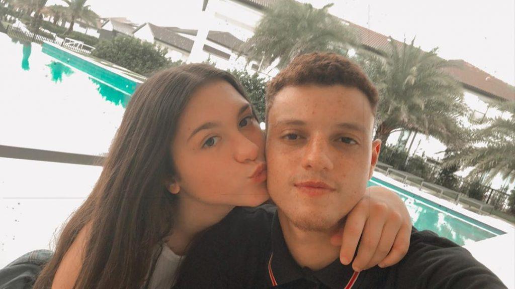 Filha de Gugu Liberato, Sofia, está namorando (Foto: Reprodução/ Instagram)