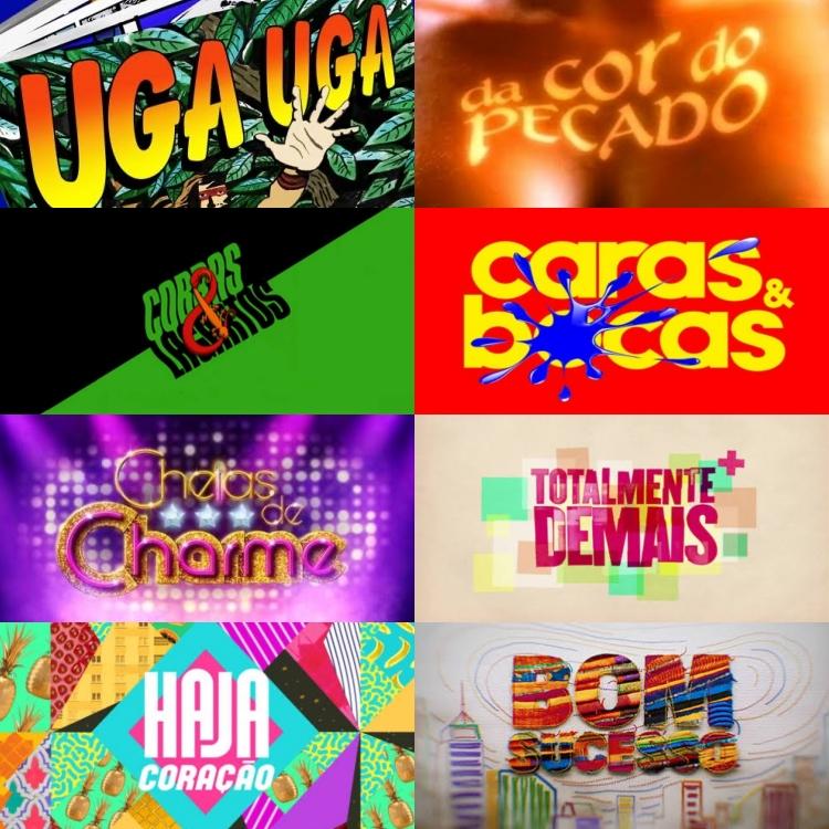 Uga-Uga, Da Cor do Pecado, Cheias de Charme e mais: Veja audiências de novelas das 19h da TV Globo (Foto: Montagem)