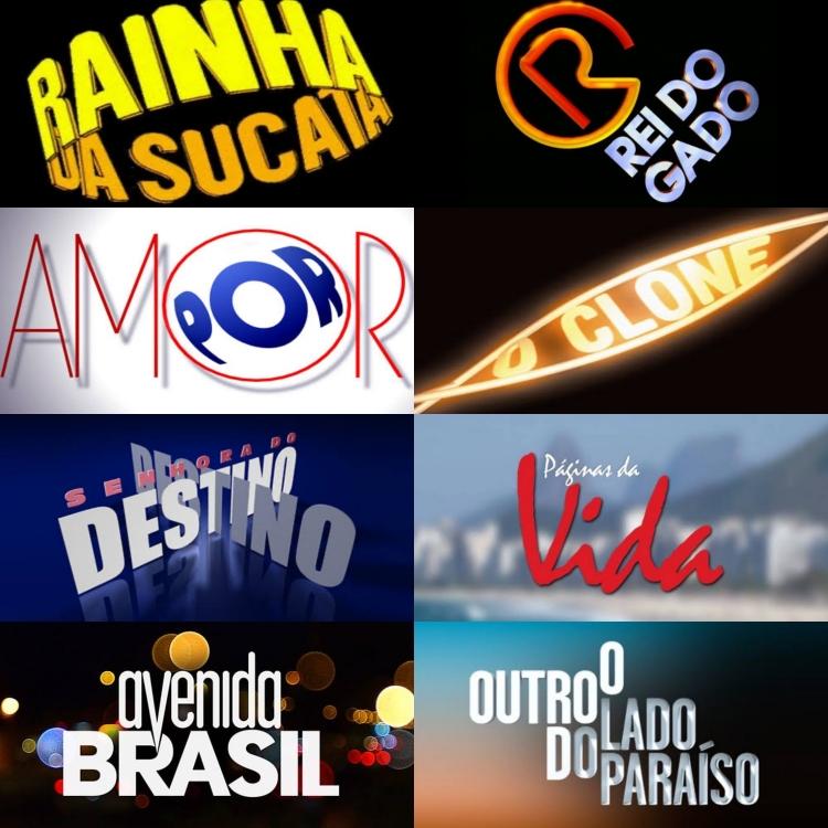 Por Amor, O Clone, Avenida Brasil e mais: Veja audiências de novelas das 21h da TV Globo (Foto: Montagem)