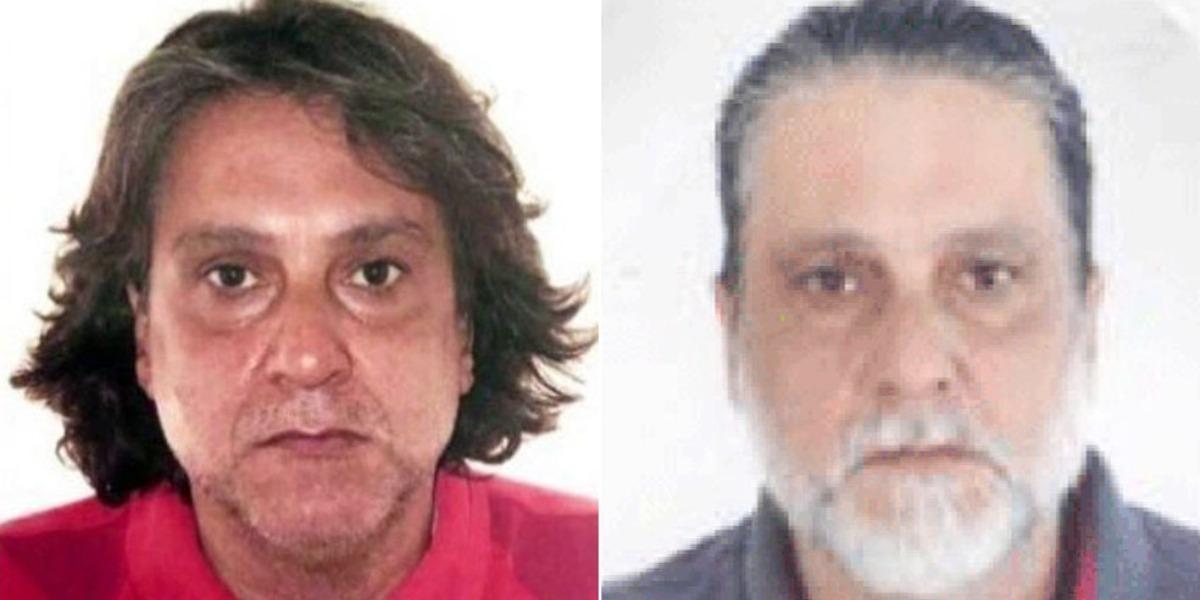 Paulo Cupertino foi localizado após assassinato (Foto: Reprodução/TV Globo)