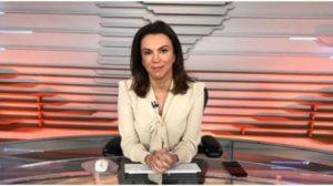 Ana Paula Araújo usou as redes sociais para falar de campanha (Foto: Reprodução)