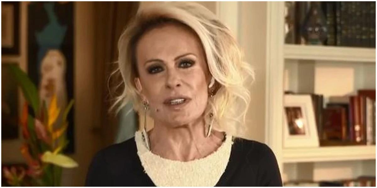Ana Maria Braga fala de antiga emissora (Foto: Reprodução)