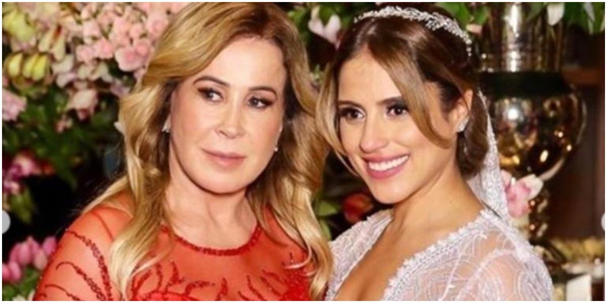 Camilla Camargo e Zilu Godoi (Foto: Reprodução)
