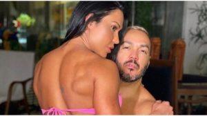 Gracyanne Barbosa e Belo estão dando calote em hospital (Foto: Reprodução)