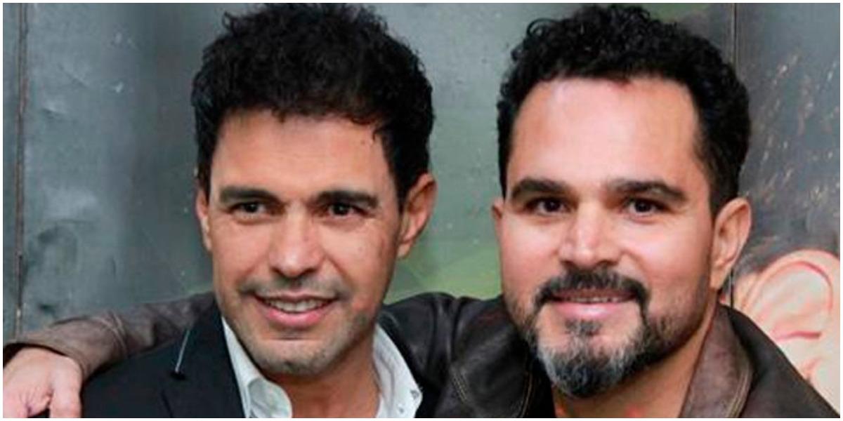 Luciano falou sobre o seu mias novo projeto musical e o trabalho com Zezé (Foto: Reprodução)