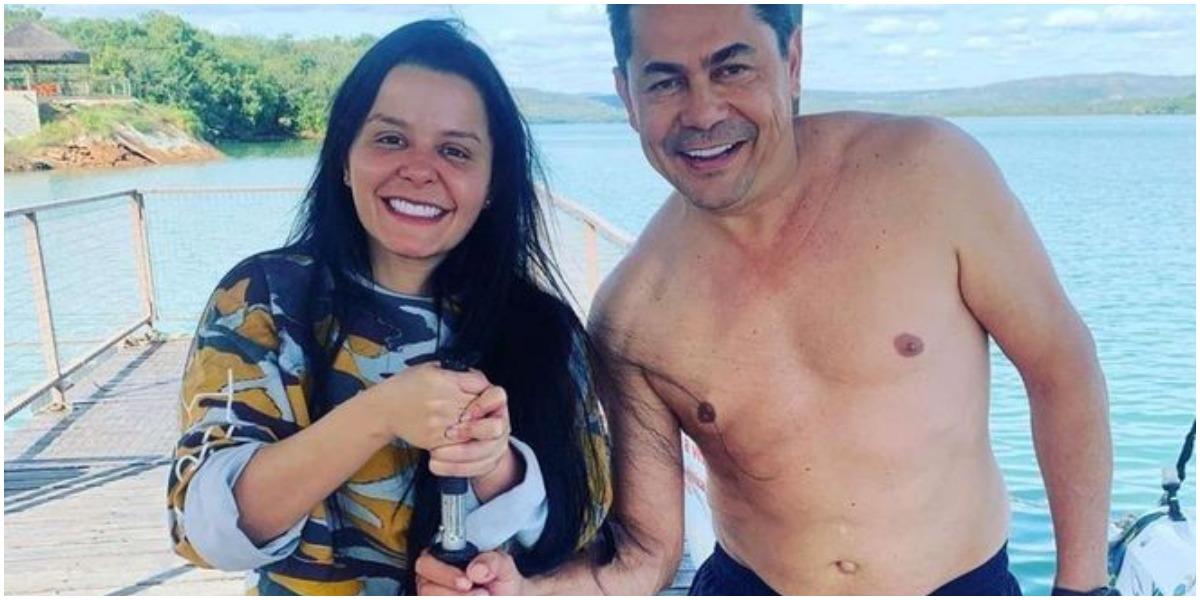 Maraisa e Fabrício terminaram o namoro (Foto: Reprodução)