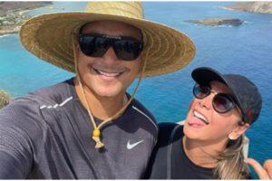 Carla Perez expôs seu casamento de 19 anos com Xanddy (Foto: Reprodução)