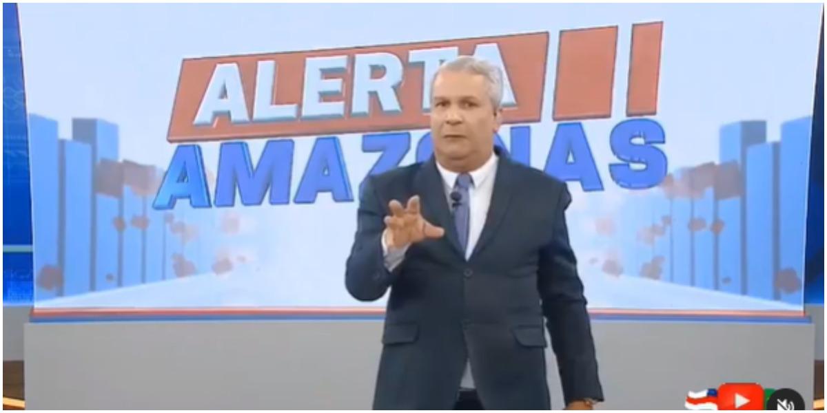 Sikêra Jr. expõe novo quadro cabuloso no Alerta Nacional (Foto: Reprodução)