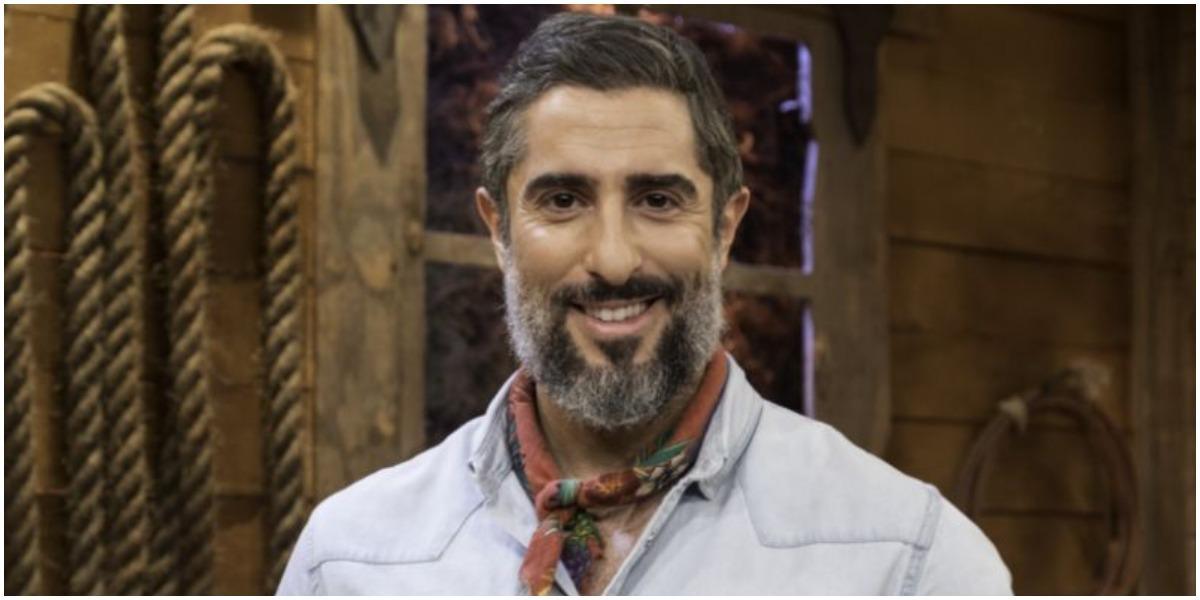 Ex-peão quer vaga de Marcos Mion como apresentador de A Fazenda 12 (Foto: Reprodução)