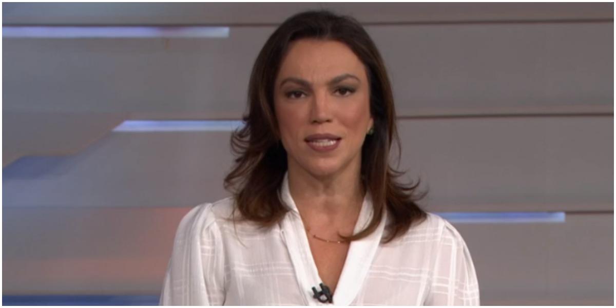 Ana Paula Araújo calça alvoroço nas redes sociais (Foto: Reprodução)