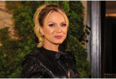 Eliana comemora sucesso na TV (Foto: Reprodução)