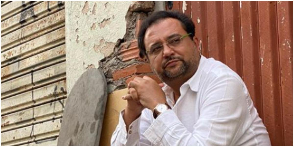 Geraldo Luís fala sobre seu passado humilde (Foto: Reprodução)