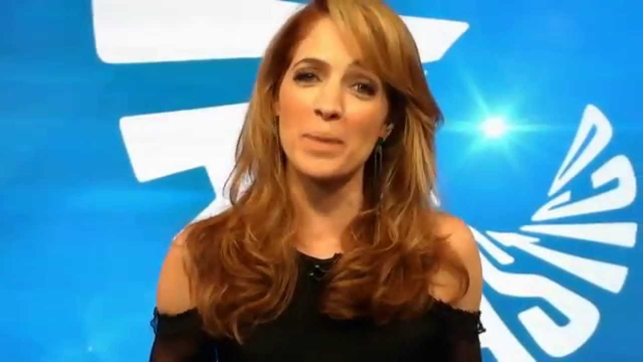 Poliana Abritta detonou Robinho na Globo (Foto: Reprodução)