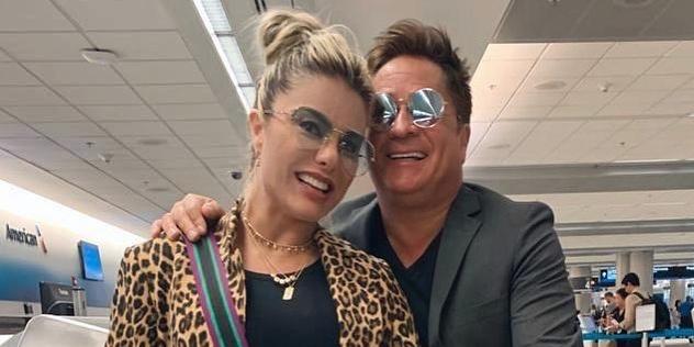 Poliana Rocha, esposa do cantor Leonardo (Foto: reprodução)