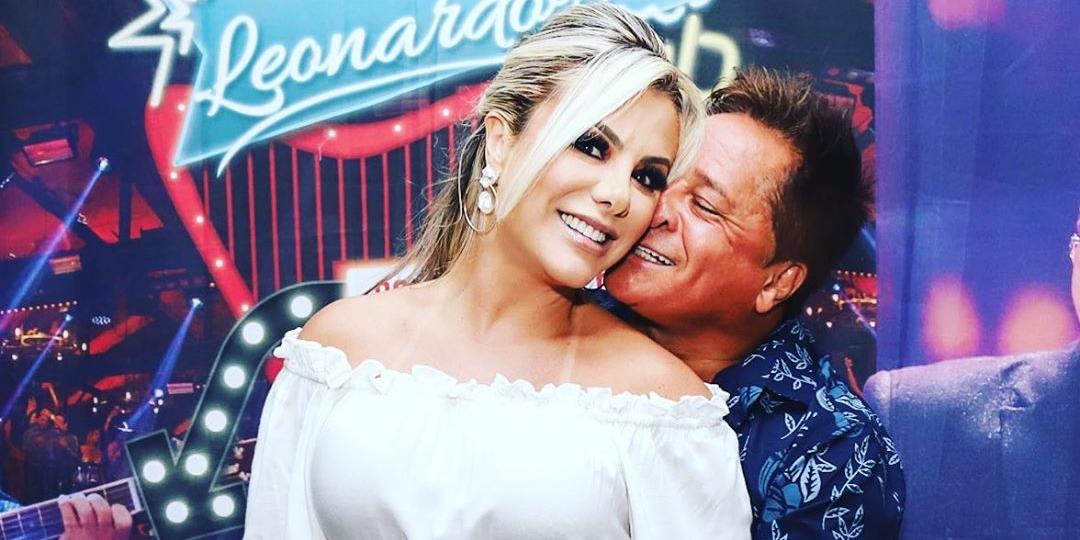 Poliana Rocha é casada com o cantor Leonardo (Foto: reprodução/Instagram)