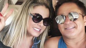 Poliana Rocha é casada com o cantor Leonardo há 24 anos (Foto: reprodução)