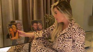 Poliana Rocha, casada com o cantor Leonardo, sofreu com uma dolorosa morte (Foto: reprodução)