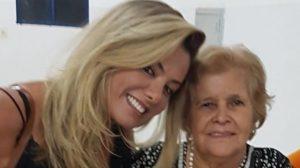 Poliana Rocha expôs o que pensa da sogra (Foto: reprodução)