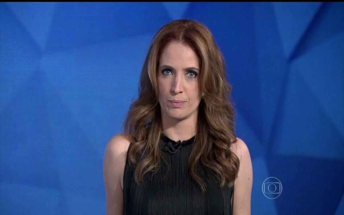 Poliana Abritta falou sobre o quadro de Fátima Bernardes (Foto: Divulgação)