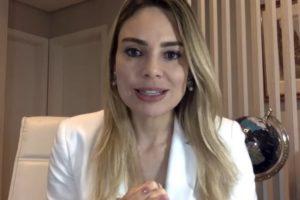 Rachel Sheherazade diz que foi atacada por conta de seus ideias políticos (Foto: Reprodução)