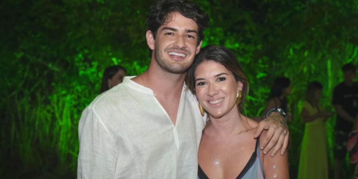 Rebeca Abravanel e Pato são casados desde 2018 (Foto: Divulgação/Alexandre Virgílio)