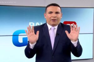 Reinaldo Gottino falou de Geraldo Luís no Balanço Geral SP (Foto: Divulgação)