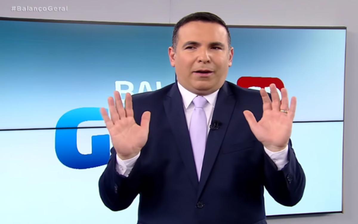 Reinaldo Gottino falou mal de Angélica (Foto: Divulgação)