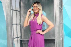 Renata Fan, apresentadora do 'Jogo Aberto' (Foto: reprodução/Instagram)