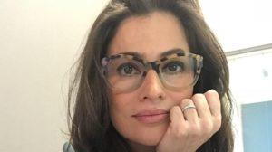 """Renata Vasconcellos é âncora do """"Jornal Nacional"""", da TV Globo (Foto: Reprodução/Instagram)"""