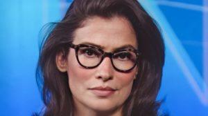 """Renata Vasconcellos é apresentadora do """"Jornal Nacional"""" (Foto: Divulgação/TV Globo)"""