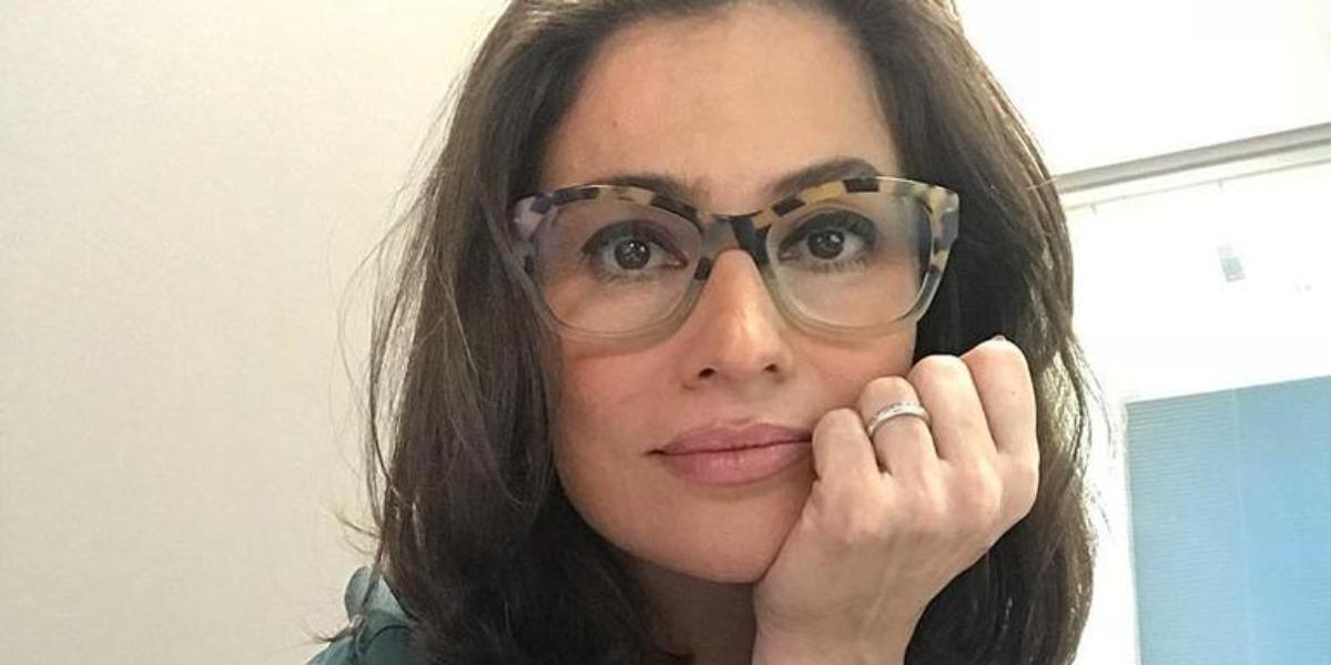 """Renata Vasconcellos, do """"Jornal Nacional"""" (Foto: Reprodução/Instagram)"""