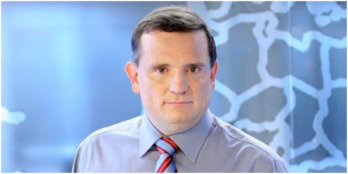 O jornalista Roberto Cabrini é contratado do SBT - Foto: Reprodução