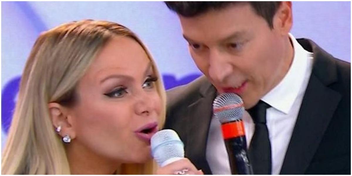Rodrigo Faro e Eliana novamente disputaram audiência - Foto: Reprodução